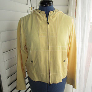 Tommy Bahama Hooded Silk Jacket S 4/6